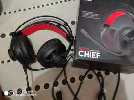 Headset Headphone Gaming Fantech HG13 Chief