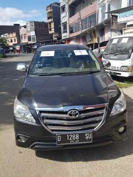 Toyota Grand New Innova 2.5 Type G Manual Tahun 2014