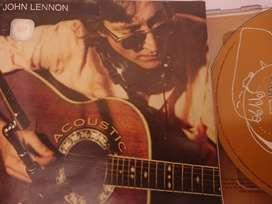 Cd original John Lennon acoustic beatles