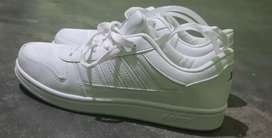 Sparx white shoes