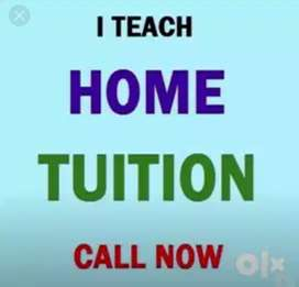 Home Tuition and Online Tuition