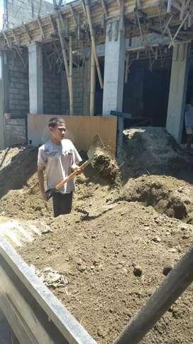 Tukang Buang Puing Bongkaran Gianyar Ubud