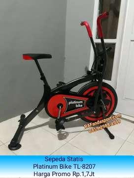 TL-8207 Sepeda Statis Platinum Untuk Olahraga Terapi kaki