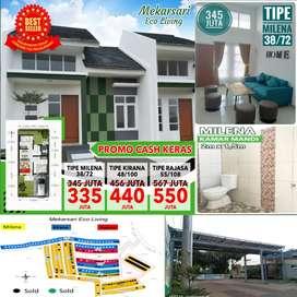 Rumah Cantik Dijual Dekat Tol&Stasiun KA Padalarang Arcamanik Bandung