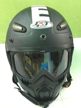 Helm Momo jpm + Google Mask