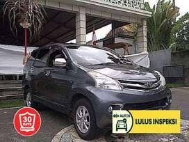[Lulus Inspeksi] Avanza G 2012 Manual Asli Bali