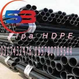 Pipa HDPE Hitam