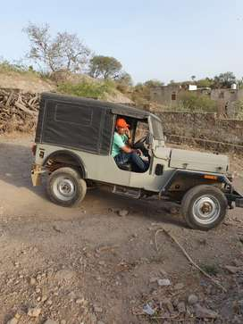 Mahindra Jeep 1997 Diesel 80000 Km Driven