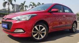 Hyundai I20 Asta 1.2 (O), With Sunroof, 2014, Petrol