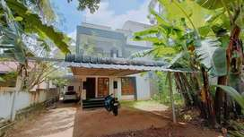 Kesavadasapuram, 4bhk independent new double storied house for rent
