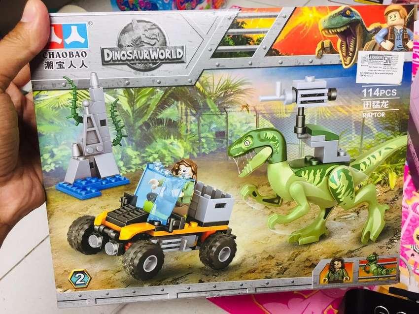 Lego dino baru minat inbok aja