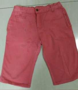 Zara Kids Red Short