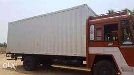 Ashok leyland 24 feet Container vehicles for sale in salem tamilnadu