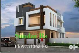85.25 lakhs 3 BHK Villa sale in Vadavalli