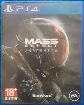 Jual Kaset BD PS4 PS 4 Mass Effect Andromeda