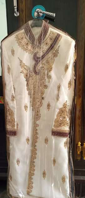 Sherwani, Wedding Suit