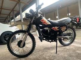 Suzuki ts 125 msih original mulus mesin kering ss lengkap