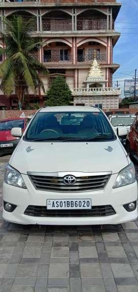 Toyota Innova 2.5 G 8 STR BS-III, 2013, Diesel