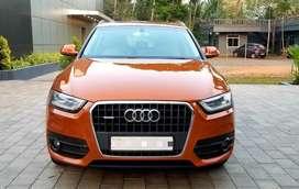 Audi Q3 2.0 TDI Quattro, 2012, Diesel