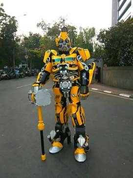 cosplay robot transformers