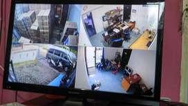 SALE CCTV MURAH HIKVISION 4 CH 2MP