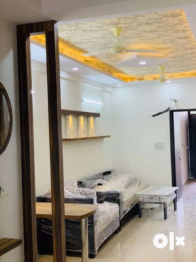 2 bhk fully furnished flat nearby 7no. Chauraha 0