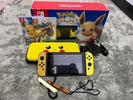 Nintendo Switch Pokemon Limited Edition