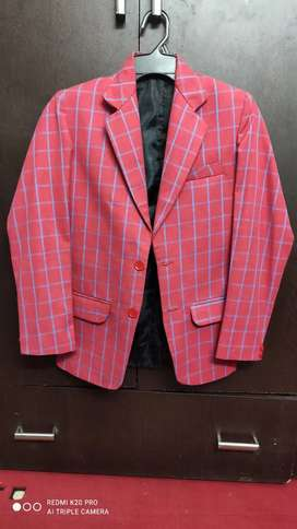 Blazer for sale for age 11-12 years(used 1-2 times)