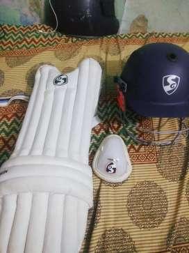 Cricket kit batting kit without bag
