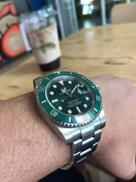 Rolex Green hulk brand new for sale