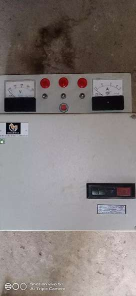 Bharatia cuttler hammer starter 15HP