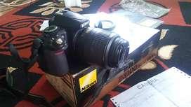 Kamera Nikon D3100 Bukan Canon