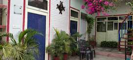 2 bhk house for rent for faimly or batchlers