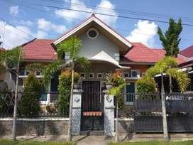 Dijual atau dikontrakan rumah siap ditempati lokasi strategis