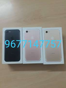 New iphone 7 128gb / online price less/ warranty available