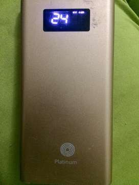 Original Platinum power bank