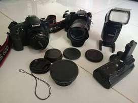 Jual Cepat Kamera DSLR Canon