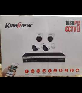 Camera CCTV full HD, online system
