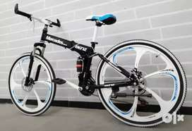 BRAND NEW 21 GEAR FOLDABLE CYCLE