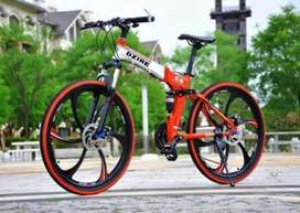 21 GEAR SHIMANO. Mac Wheel foldable cycle all new cycle available