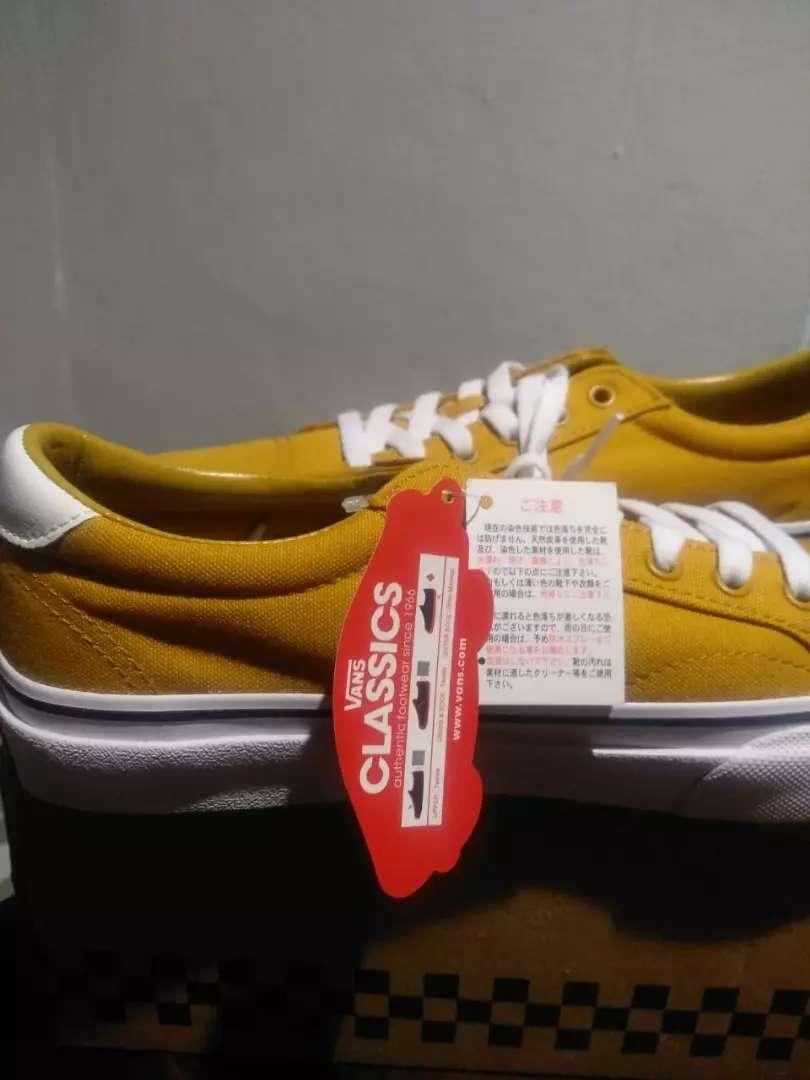 Vans Custard Japan Market 0