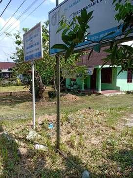 Tanah pinggir jalan utama dekat RSUD deliserdang Koramil kantor