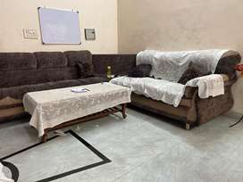 Sofa set 14 seater with center table