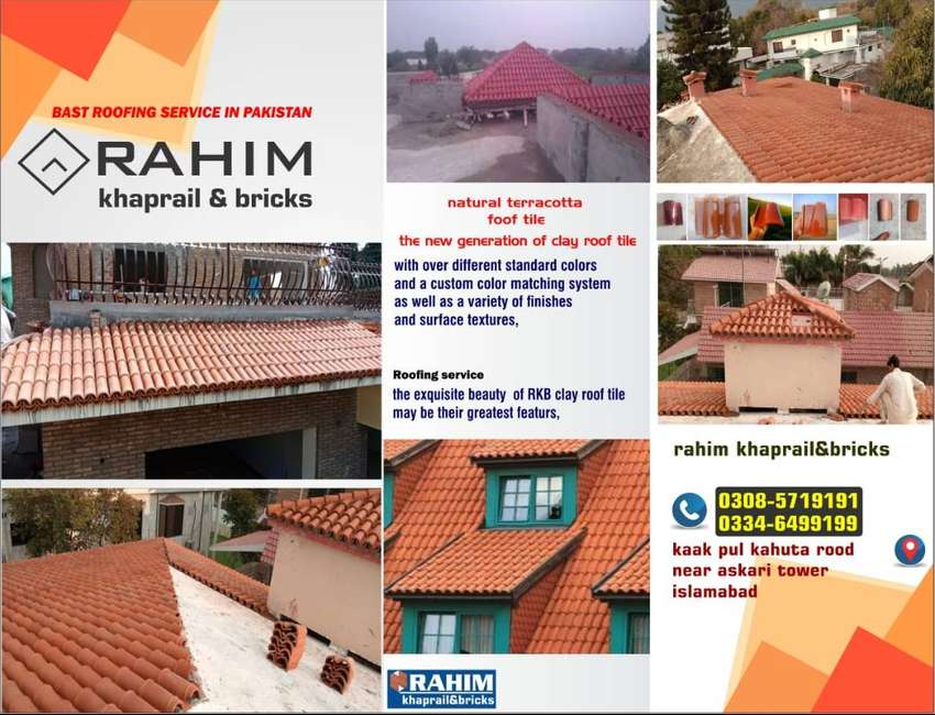 ROOF TILES ( ALL TYPES ) 0