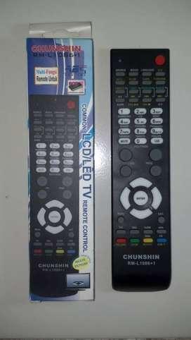 REMO TREMOTE TV POLYTRON LCD LED UNIVERSAL MULTI SERBA GUNA