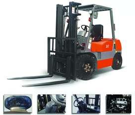 Fork lift diesel isuzu