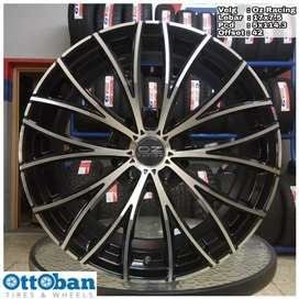 Velg Mobil Xpander Rush CRV murah AMW OZ Racing R17X7.5 h5x114.3 ET 42