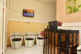 Private office murah, luas, dan bersih