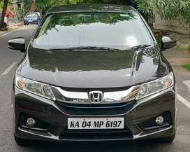Honda City 1.5 V Manual, 2015, Diesel