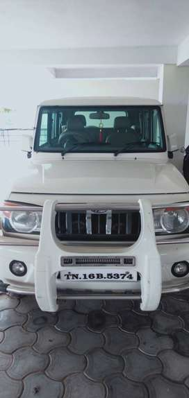 Bolero zlx , second owner vehicle in Namakkal good condition